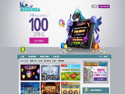 Karamba Casino met iDeal