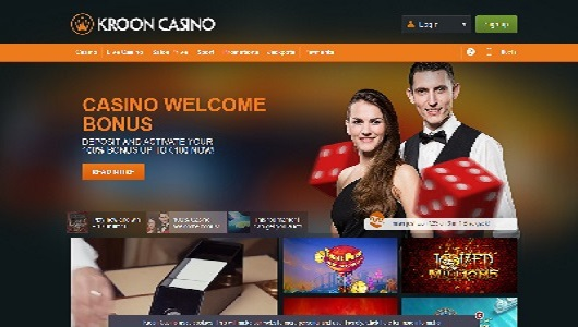 Kroon Casino met iDeal